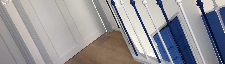 slider Escalier - Sylvicolor - Peintures Naturelles- Lyon