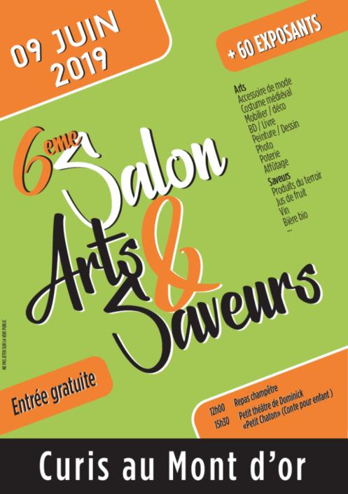 Salon Arts et saveurs - Sylvicolor - Peintures Naturelles- Lyon