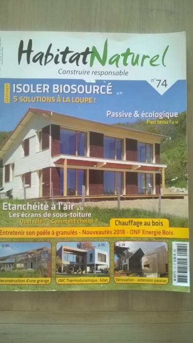 Sylvicolor, peinture saine sans VOC dans une maison passive sur Lyon